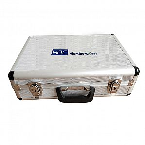 Aluminum Briefcase with Cut-foam