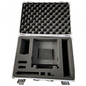 Aluminum Instrument case/Aluminum Equipment Case for Radio systerms