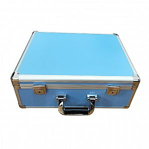 Aluminum Instrument Case/Aluminum Equipment Case With Metal Panel