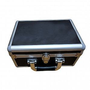Aluminum Sample Case For Solid Wood Floor